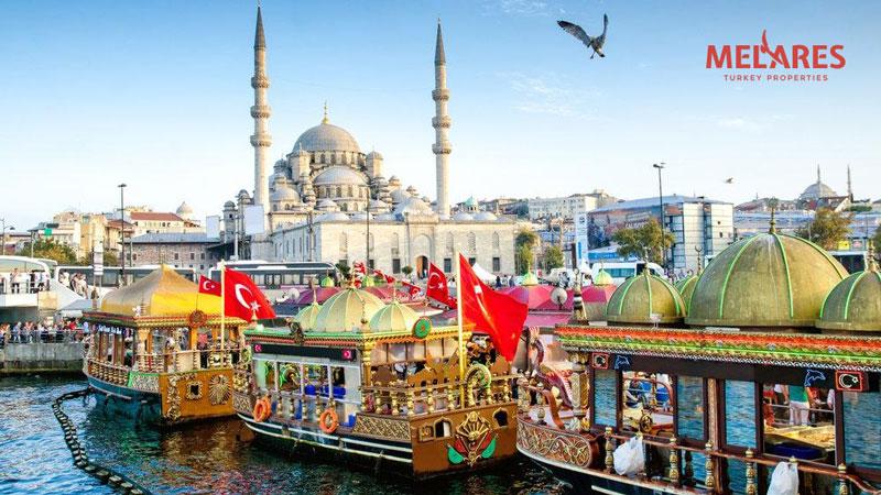 Eminonu Istanbul peir