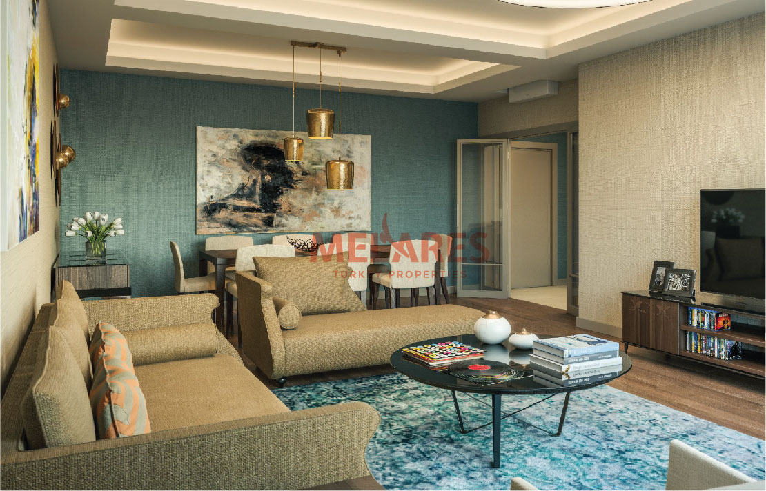 2 Bedrooms Apartments Combine Comfort and Fashionable Design