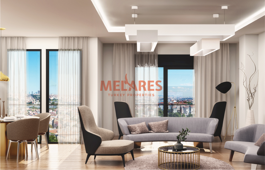 Modernity and Comfort Meet in This 3 Bedrooms Apartment