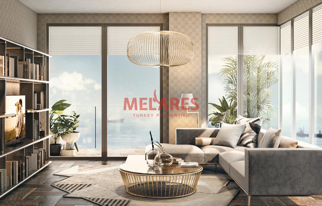 Luxury Sea-Front  2 Bedrooms Apartment