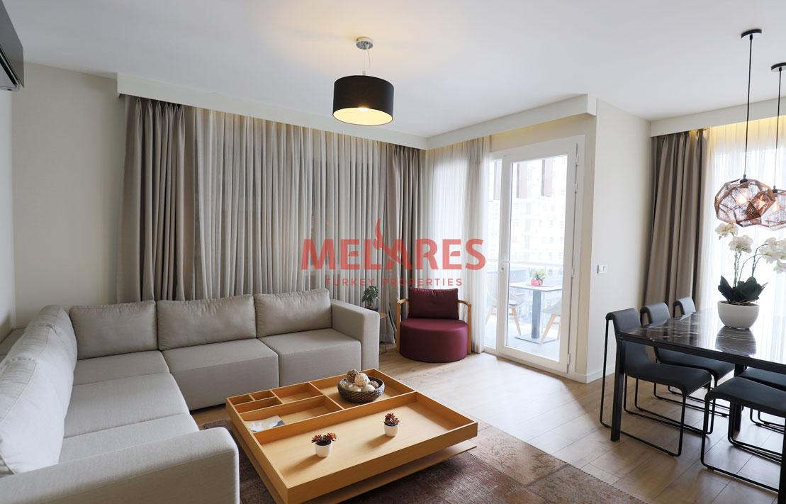 Studio Apartment offering a Brand Lifestyle in Esenyurt