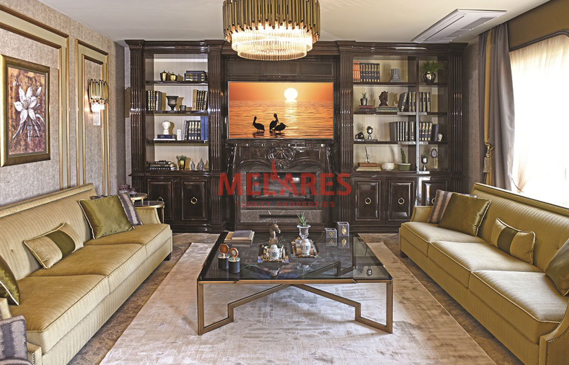 Five Bedroom Villa in Buyukcekmece