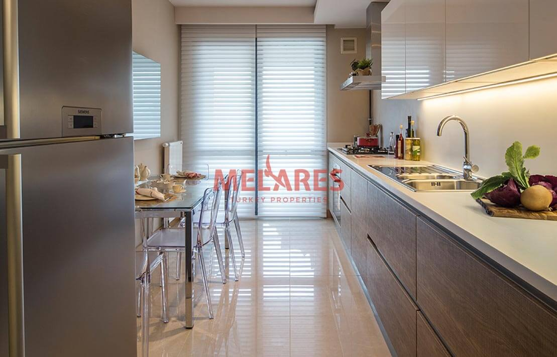 Two-Bedroom Unit Suitable Citizenship Of Turkey For Yourself And Family