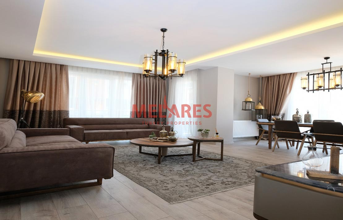 Experience a Home with Amazing View of Istanbul