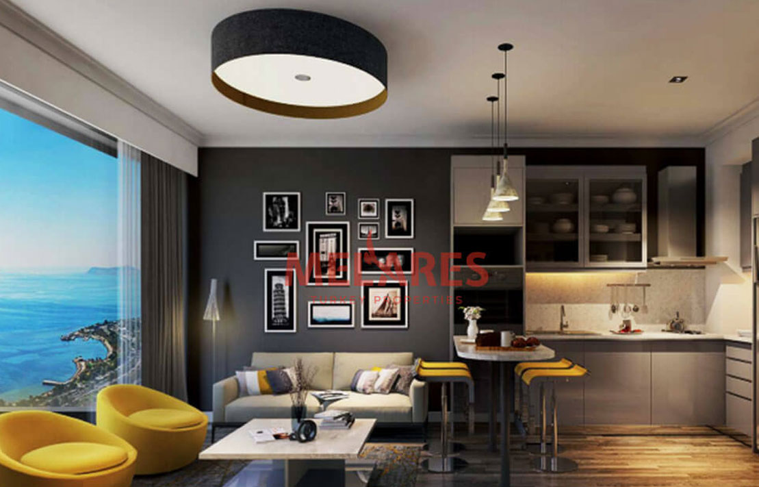 Nice layout designed three badroom apartment
