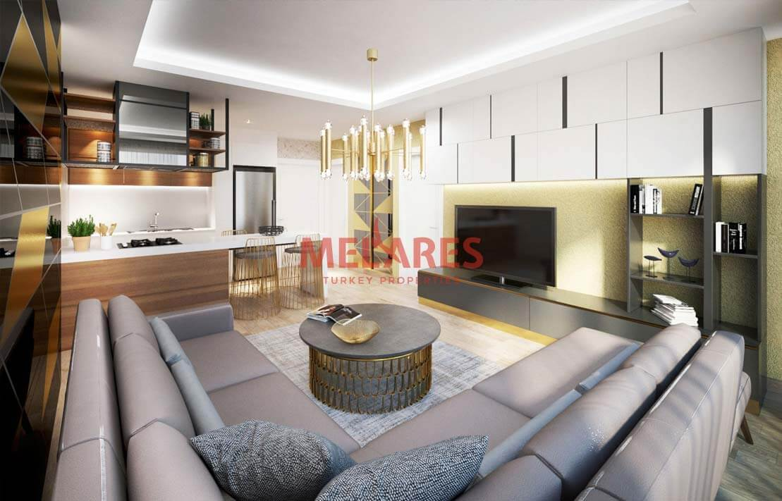 Buy Apartment in Istanbul At the Legend District