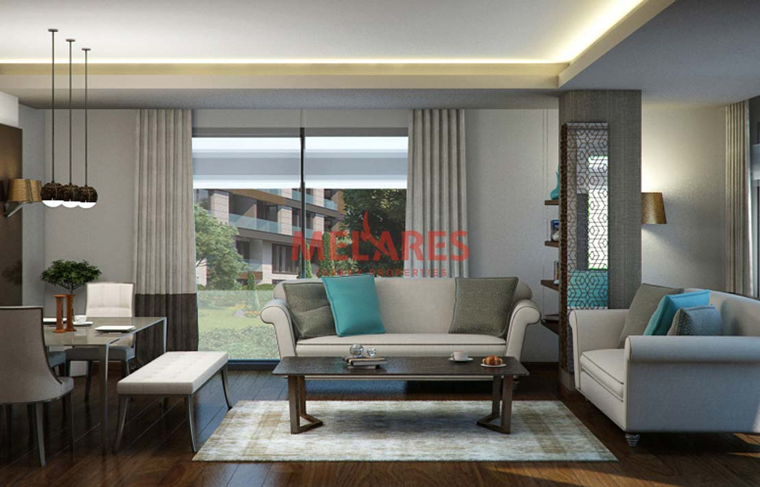 Awesome Large Apartment in Istanbul Bayrampasa
