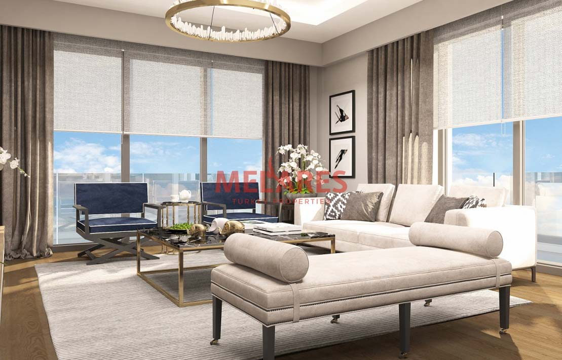 Central Real Estate for Sale in Turkey Istanbul