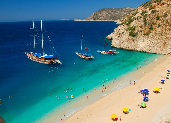 Best Beach Turkey