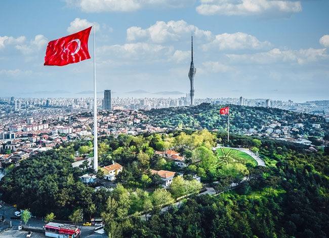 Camlica Tower: the Tallest Tower in Istanbul and Europe