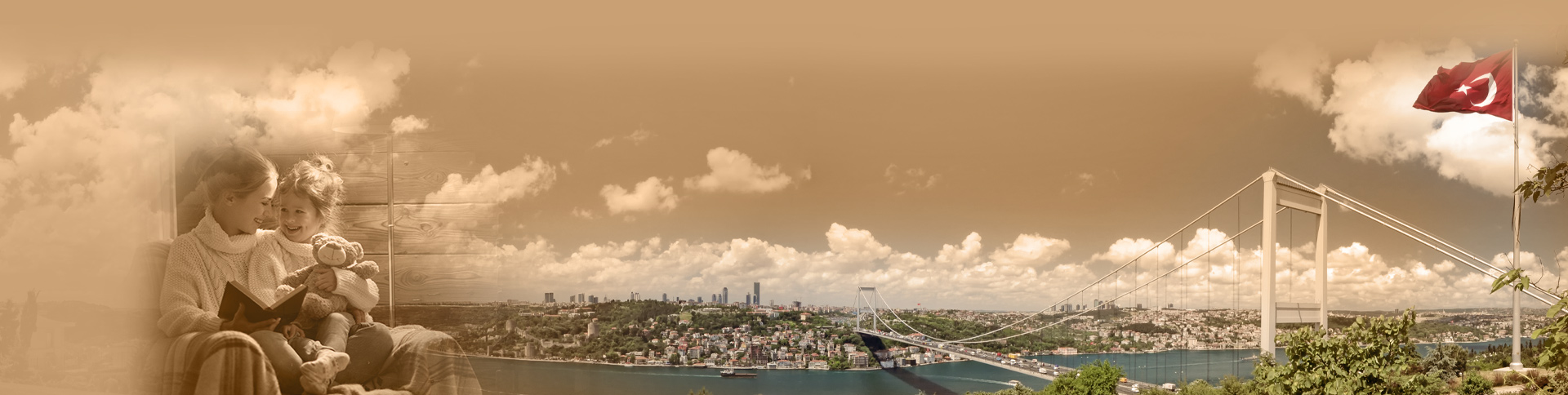 M304 Luxury Apartments in Istanbul Between Europe And Asia