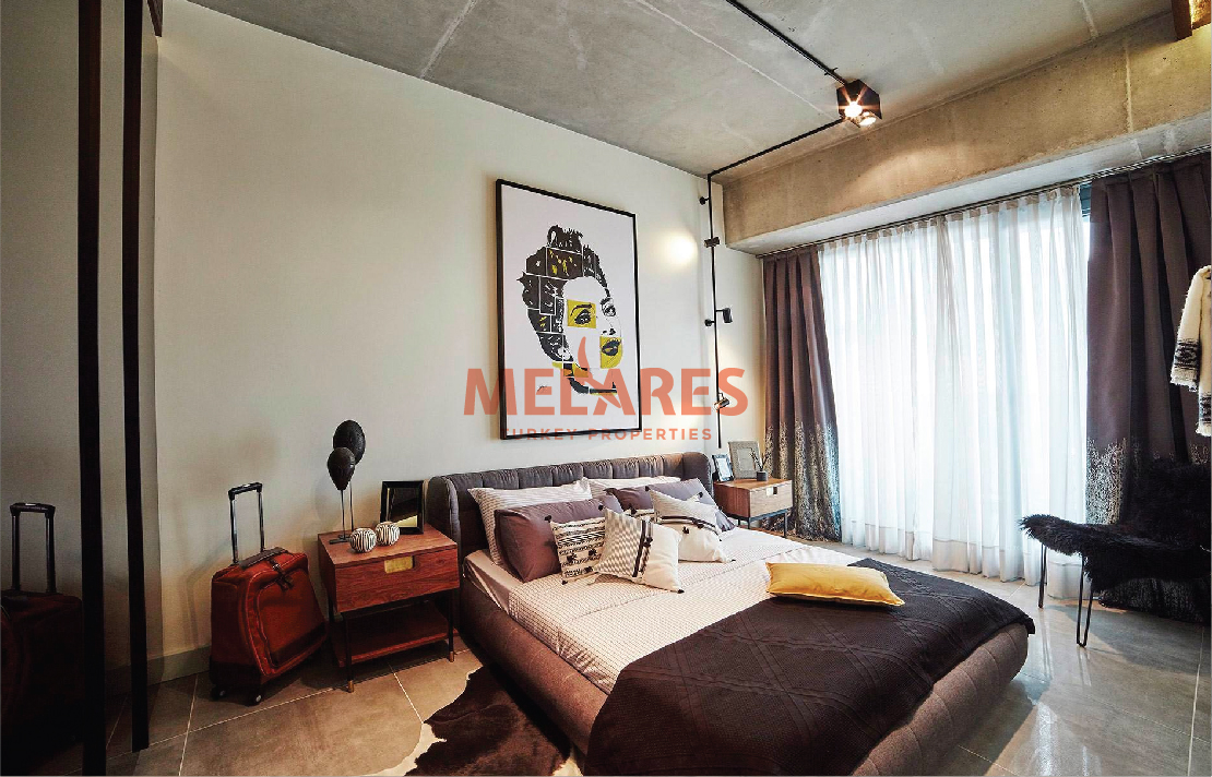 Comfortable Apartment for sale in Sisli Suitable for Turkish Citizenship