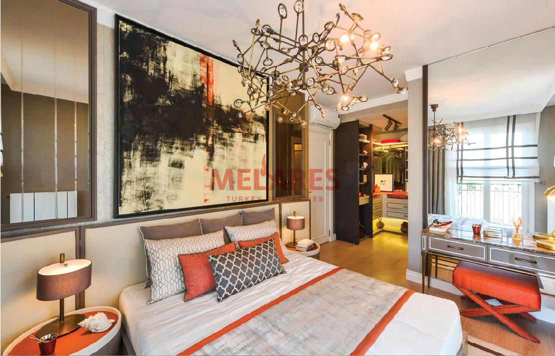 620 Sqm Detached Triplex Villa Designed with Stylish Details