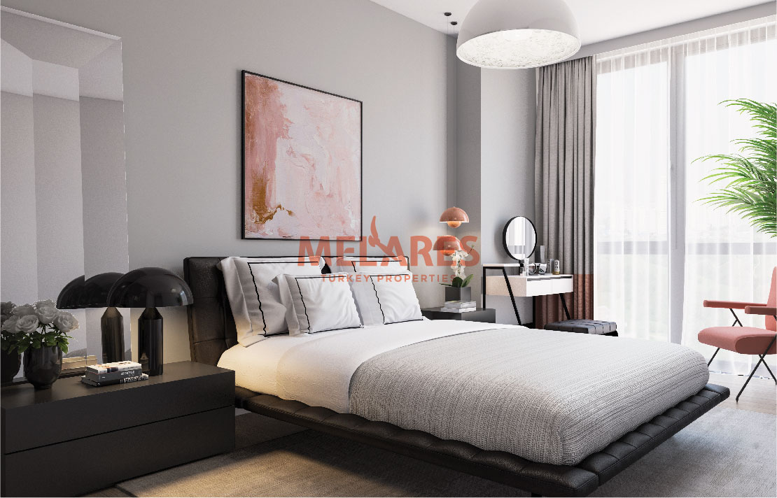 Fashionable and Comfortable 2 Bedrooms Apartment