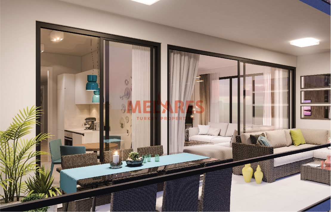 Luxury Apartments for Sale in Bahcesehir Istanbul