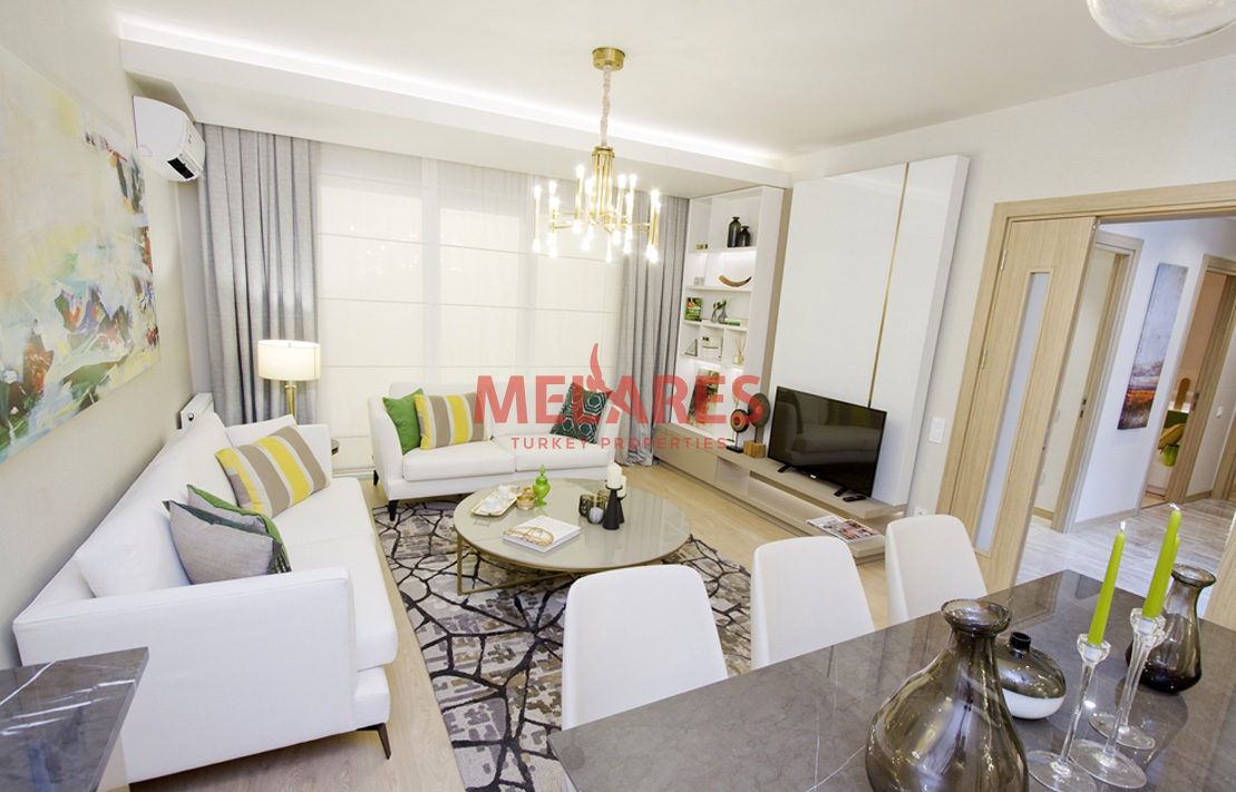 Unique 2 Bedrooms Apartment with High Standards of Living