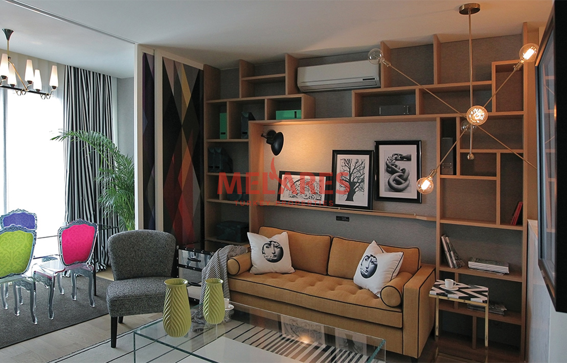 Apartment for Sale in Istanbul with Built Finest Details