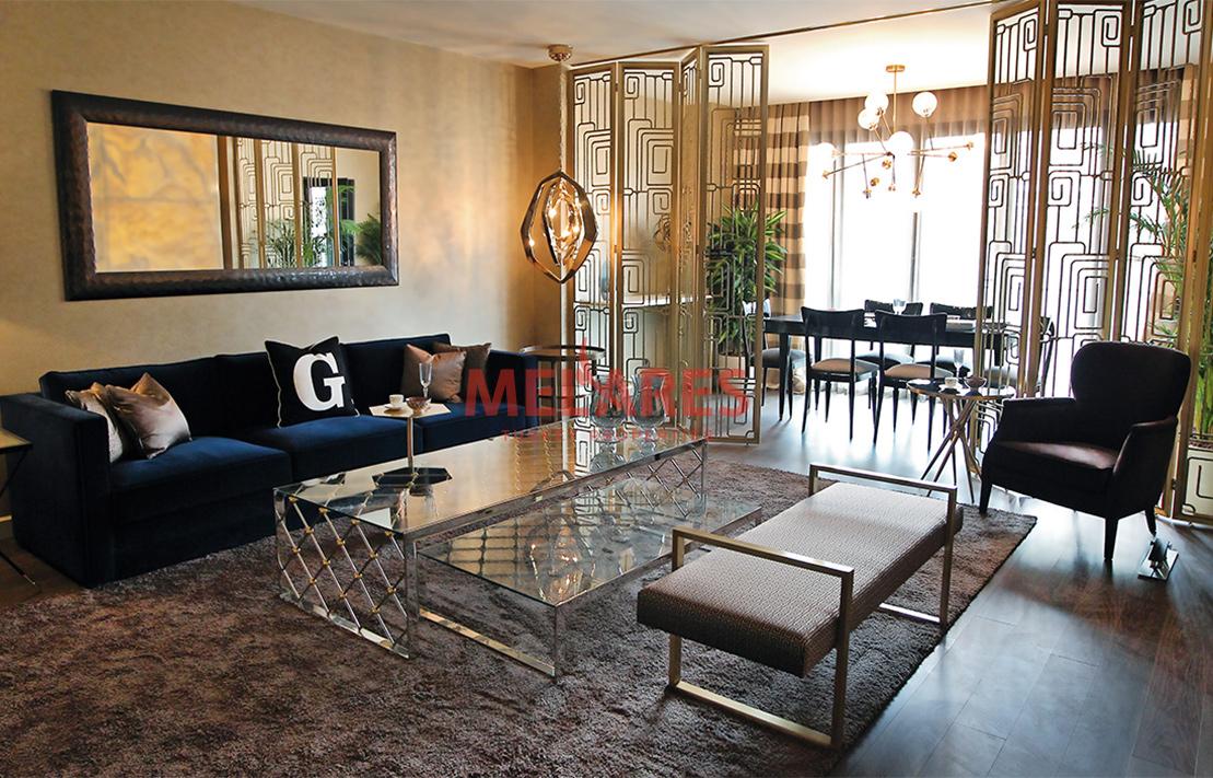 Luxury Urban Life in 2 Bedroom Apartment