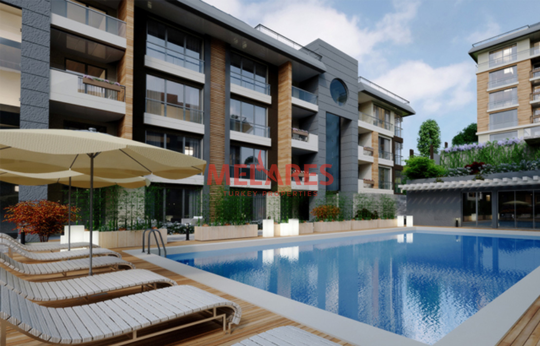 4 Bedroom Duplex Apartment with Stunning Design