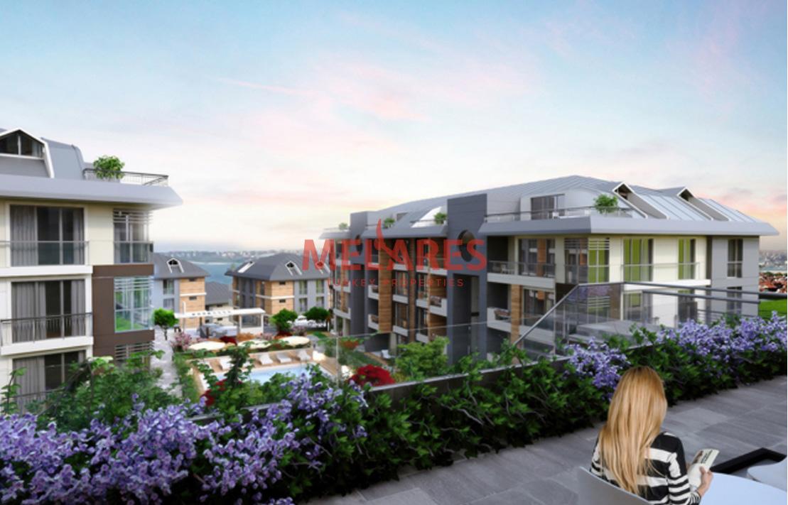 Luxury 4 Bedroom Duplex Apartment in Superb Location