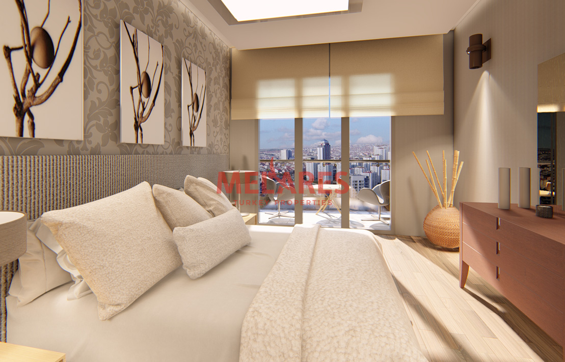 Luxurious Apartment for sale in Istanbul