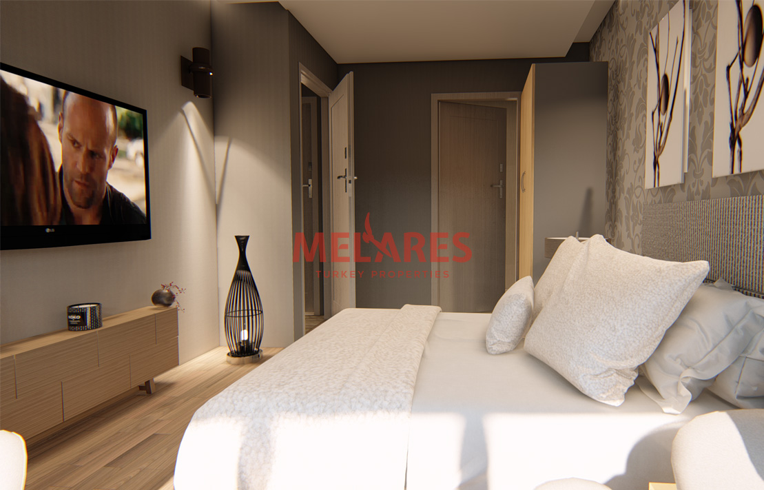 Best Urban Lifestyle in Apartment for Sale in Istanbul