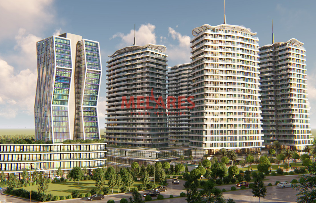 Apartment for Sale in Istanbul Combining Comfort with Pleasant Life