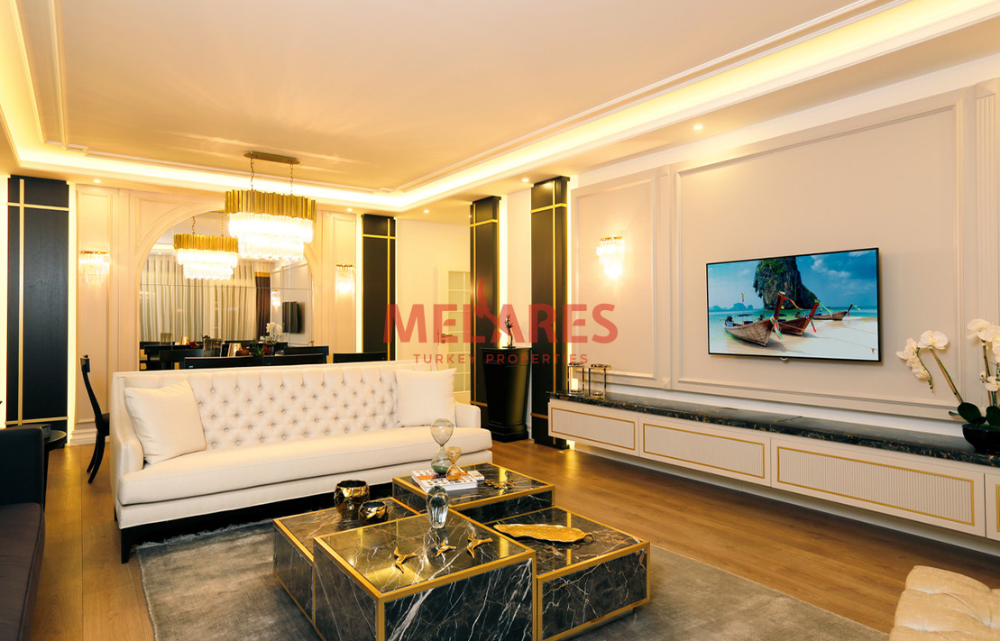 4 Bedrooms Apartment with Stunning Architecture