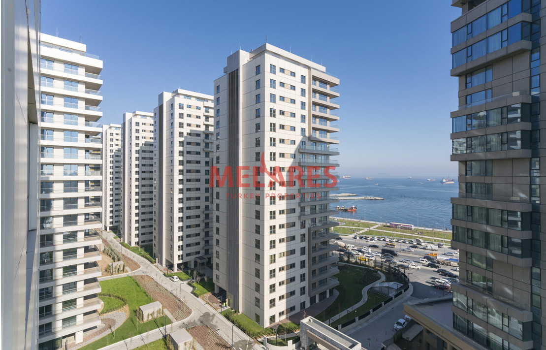 1 Bedroom Apartment with Sea-Faceted View