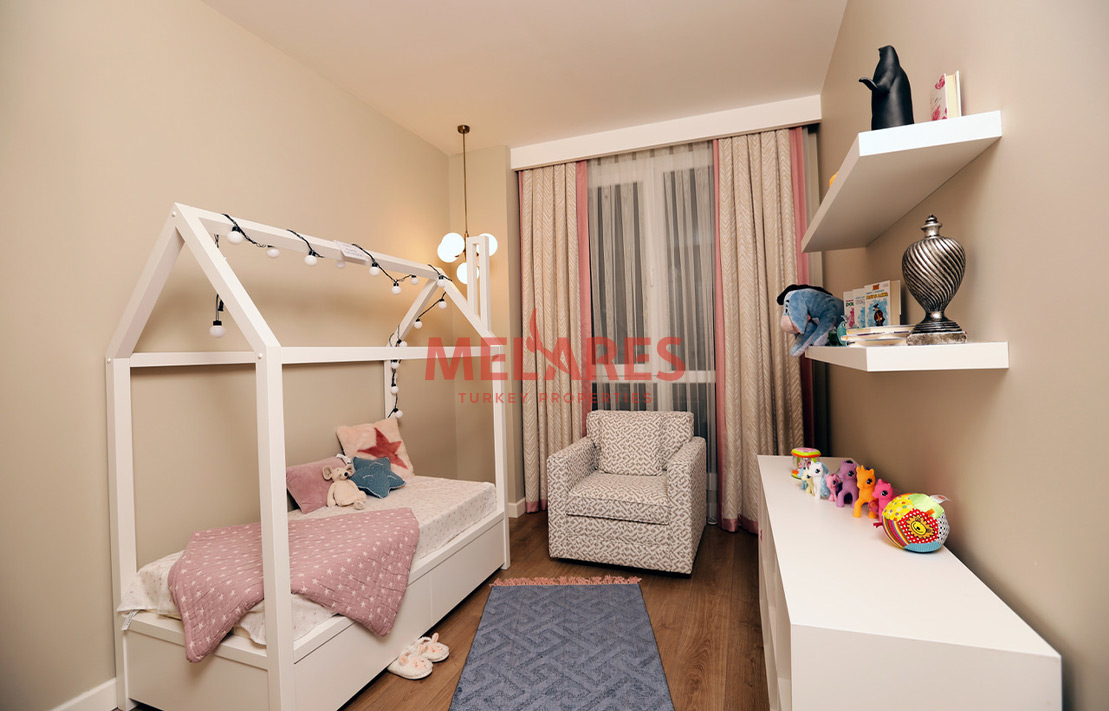 Innovate and Re-energize your Life in 4 Bedrooms Apartment