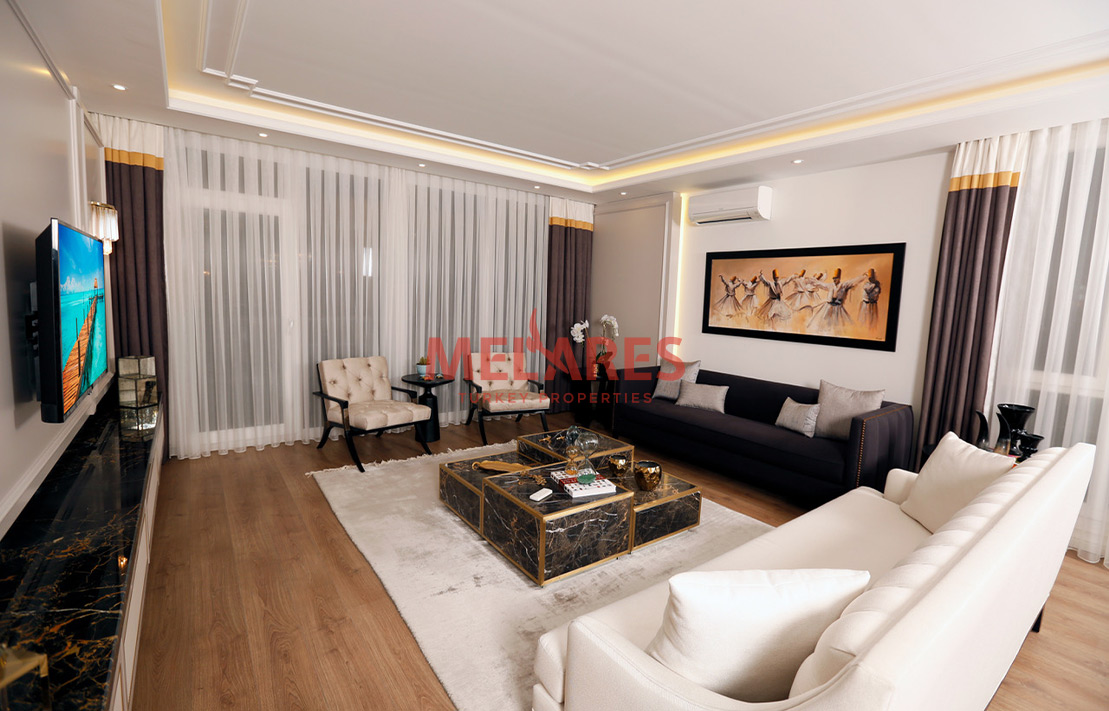 A Brand New Life in 2 Bedrooms Apartment