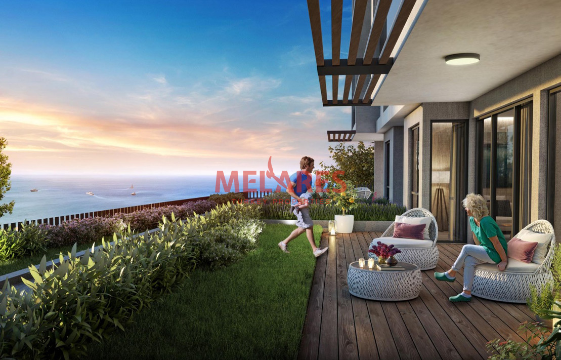 2 Bedrooms Apartment with Magical Seaview