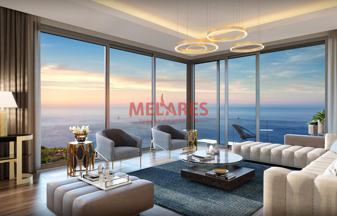 3 Bedrooms  Apartment with Stunning Seaview