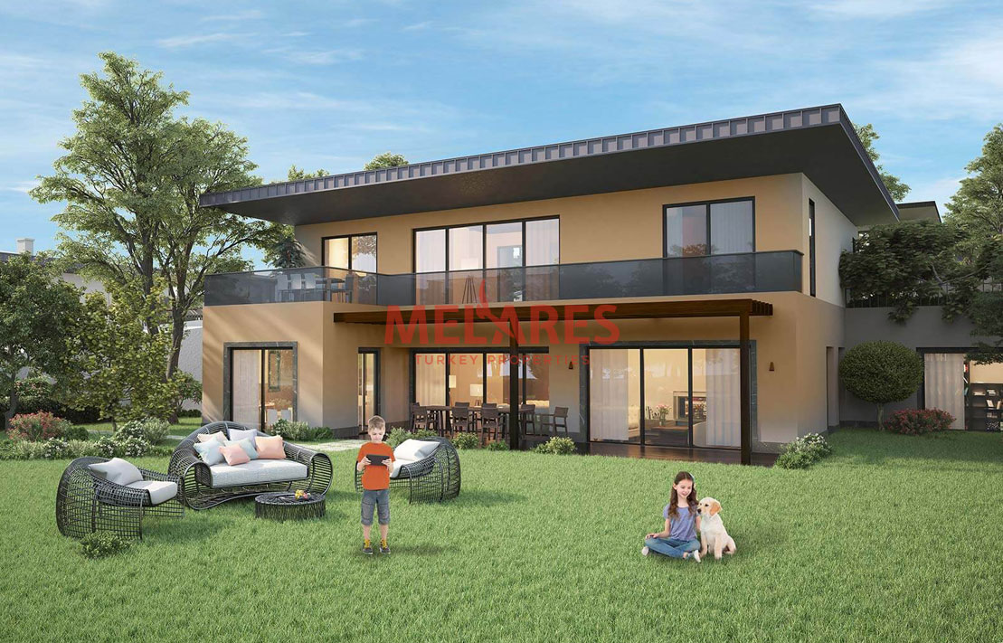 Six Bedroom Duplex Villa in Buyukcekmece-Istanbul
