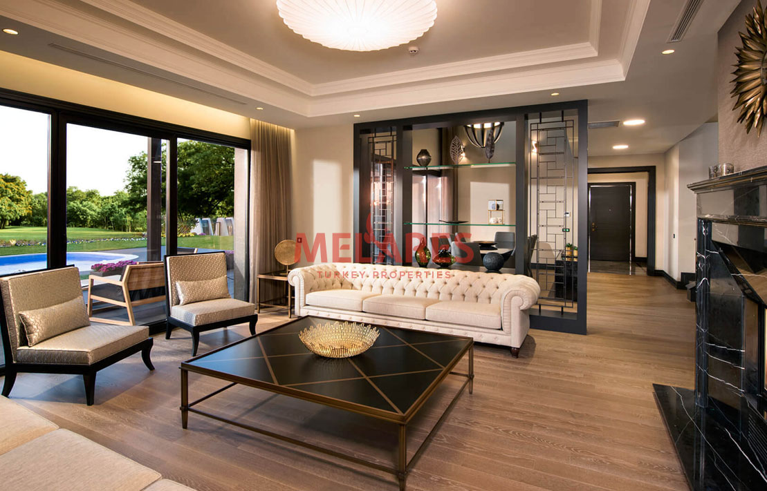 Duplex Villa For Sale With 5 Bedroom in Buyukcekmece-Istanbul