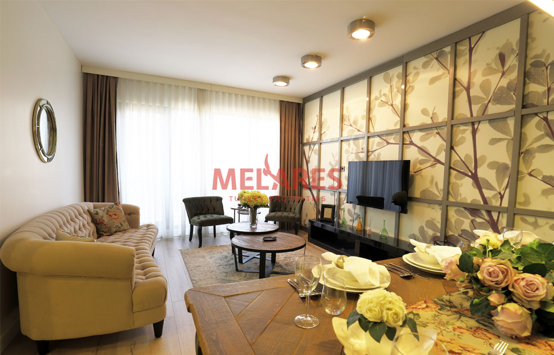 1 Bedroom Apartment with Exquisite Design