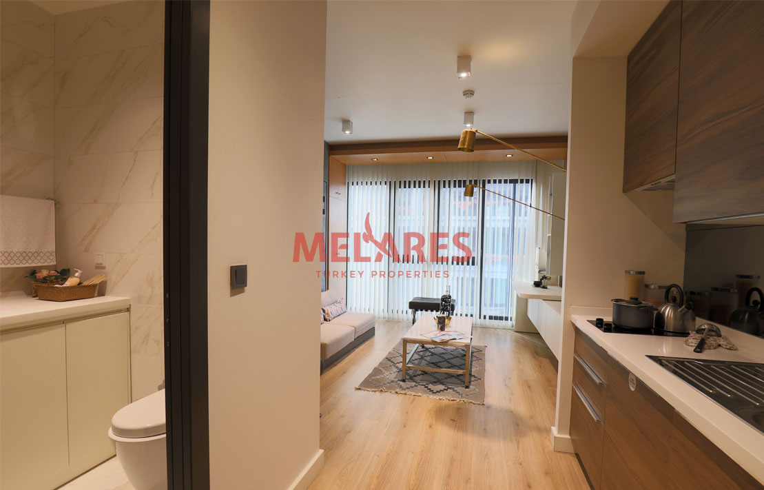 A pleasant life  in 2 Bedrooms Apartment