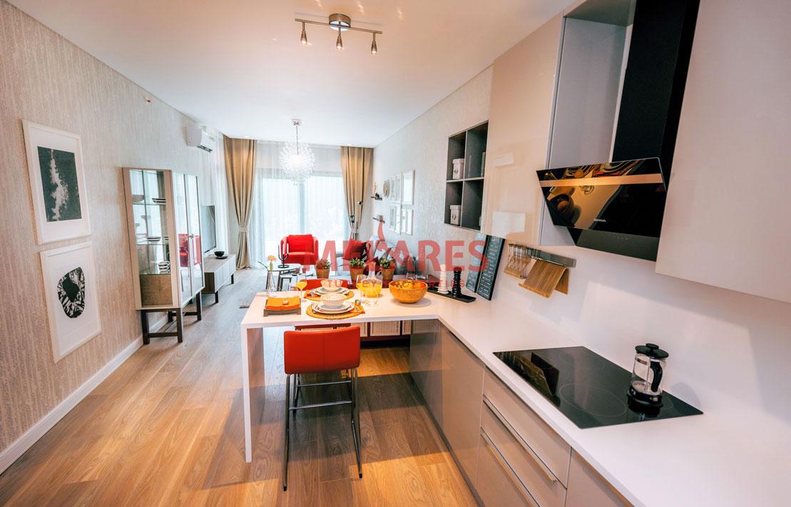 Perfect 2 Bedrooms Apartment in the Heart of Beylikduzu