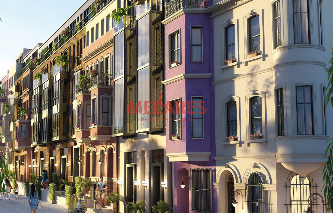 Luxurious 1 Bedroom Apartment in New Address of Investment Beyoglu Istanbul