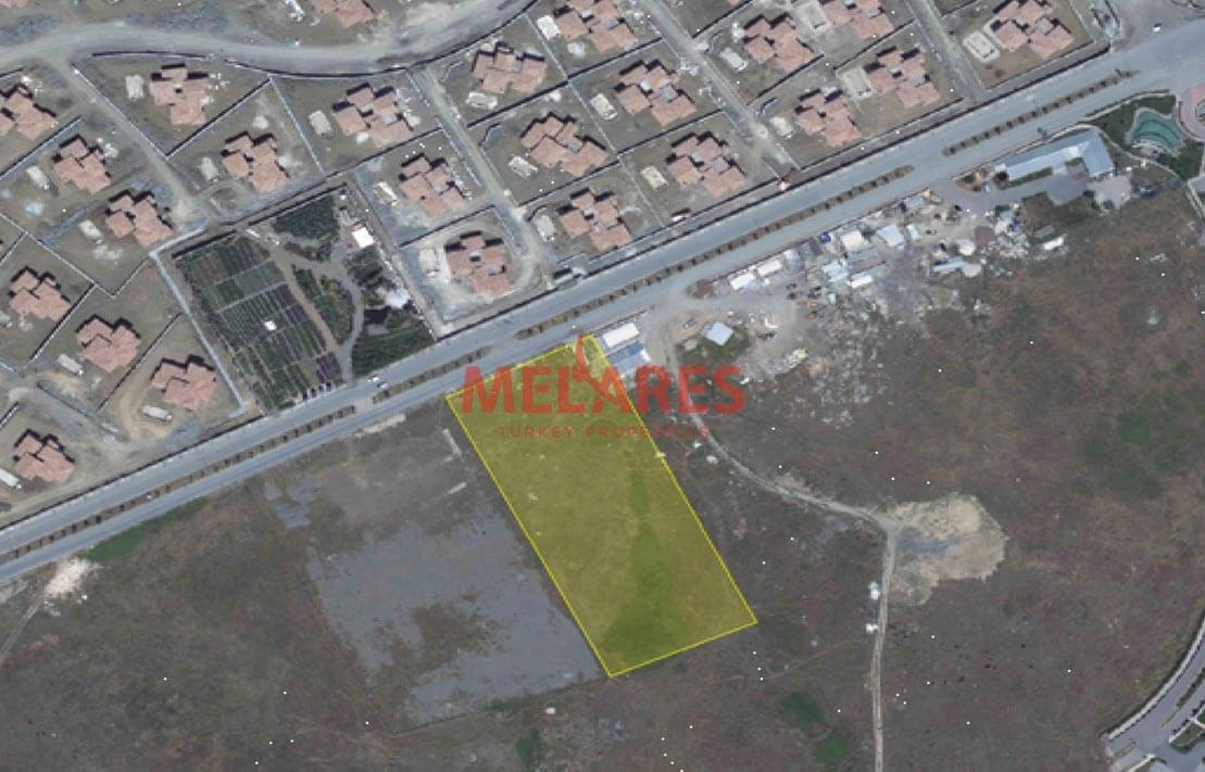 Buy land in the best part of Buyukcekmece district and build your own home