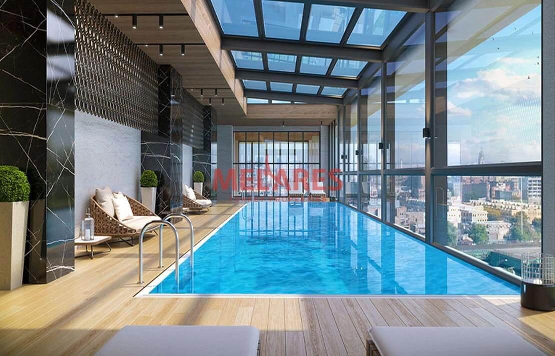 Istanbul real estate for sale in Turkey with a unique situation