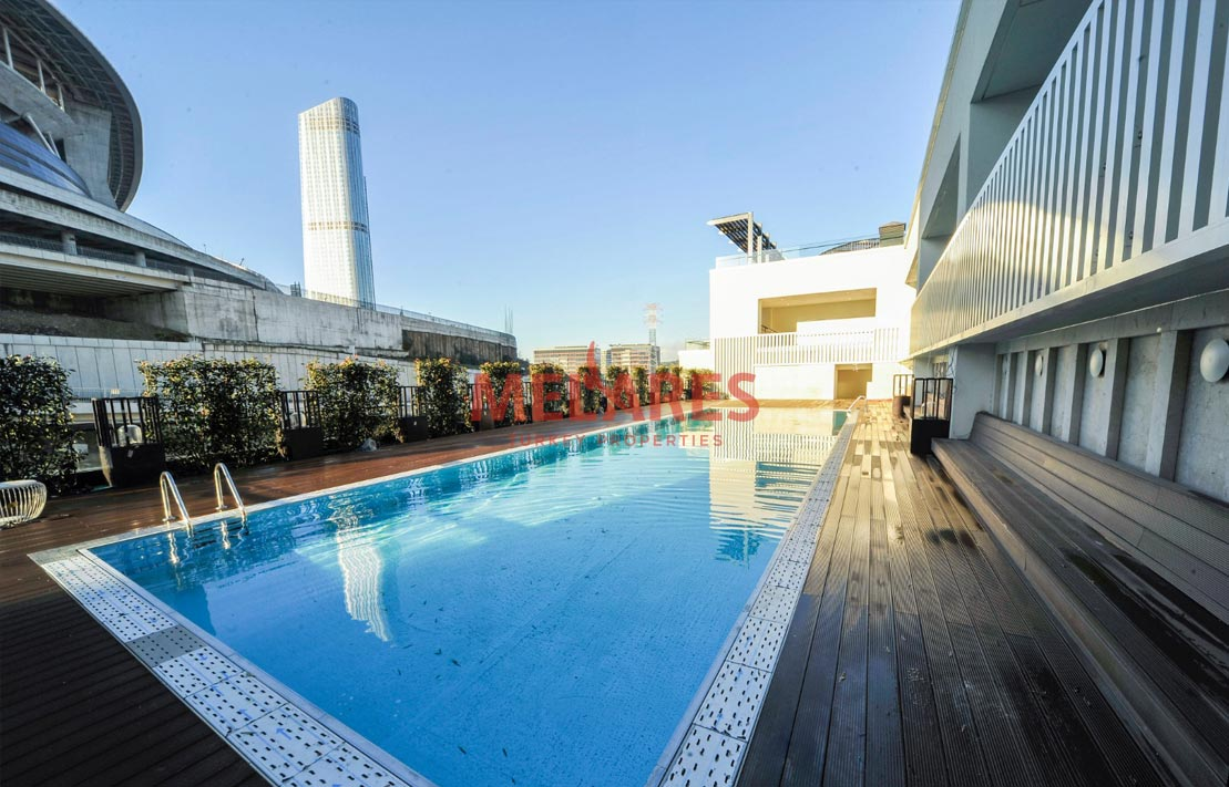 Start living in a studio with exceptional facilities in the unique nature of Istanbul