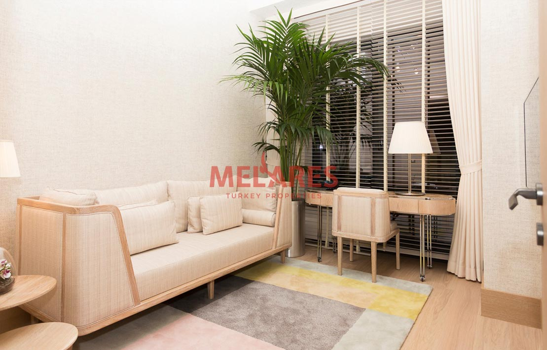 Studio Apartment with Exceptional Facilities in Istanbul