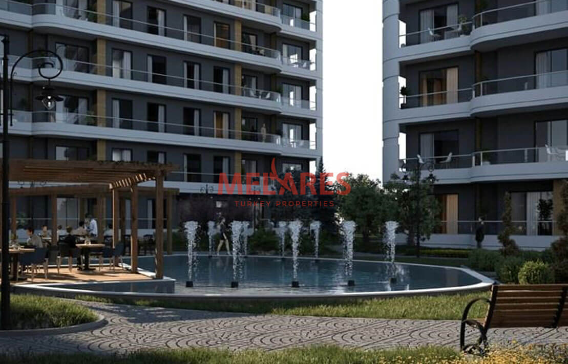 Family-Oriented Spacious  3 Bedroom Apartments in Istanbul