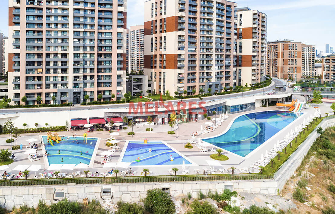 Three-Bedroom Apartment İn Eyupsultan District And Amazing Plan