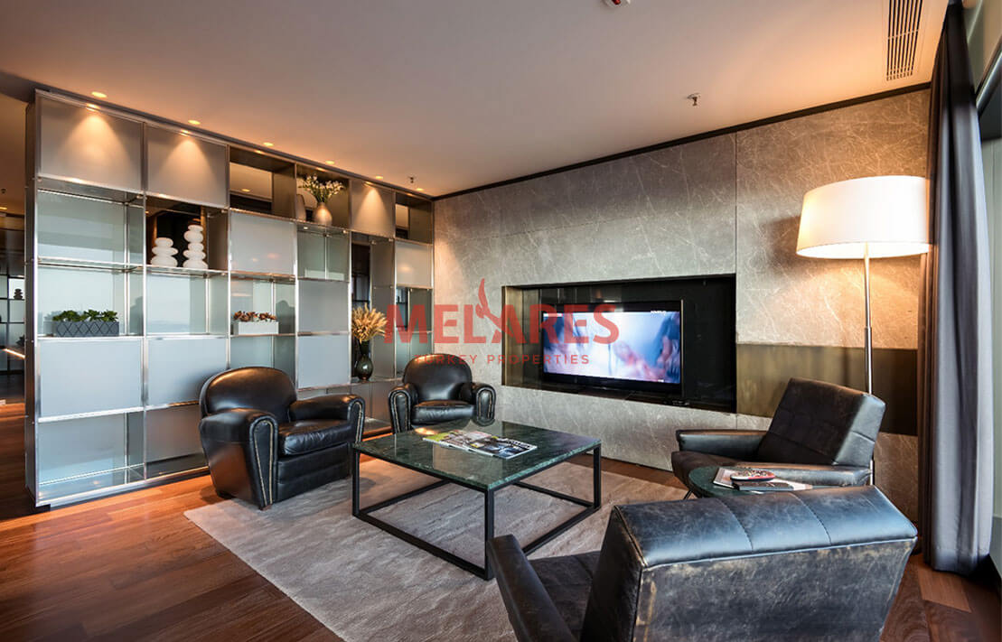 House for Sale with Panoramic View of the Bosphorus in Istanbul