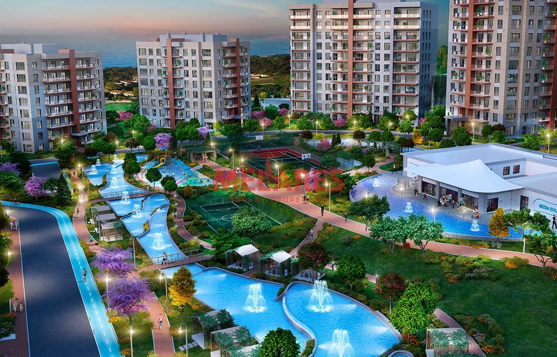 Apartment For Sale with High Standards of Living in Istanbul Turkey