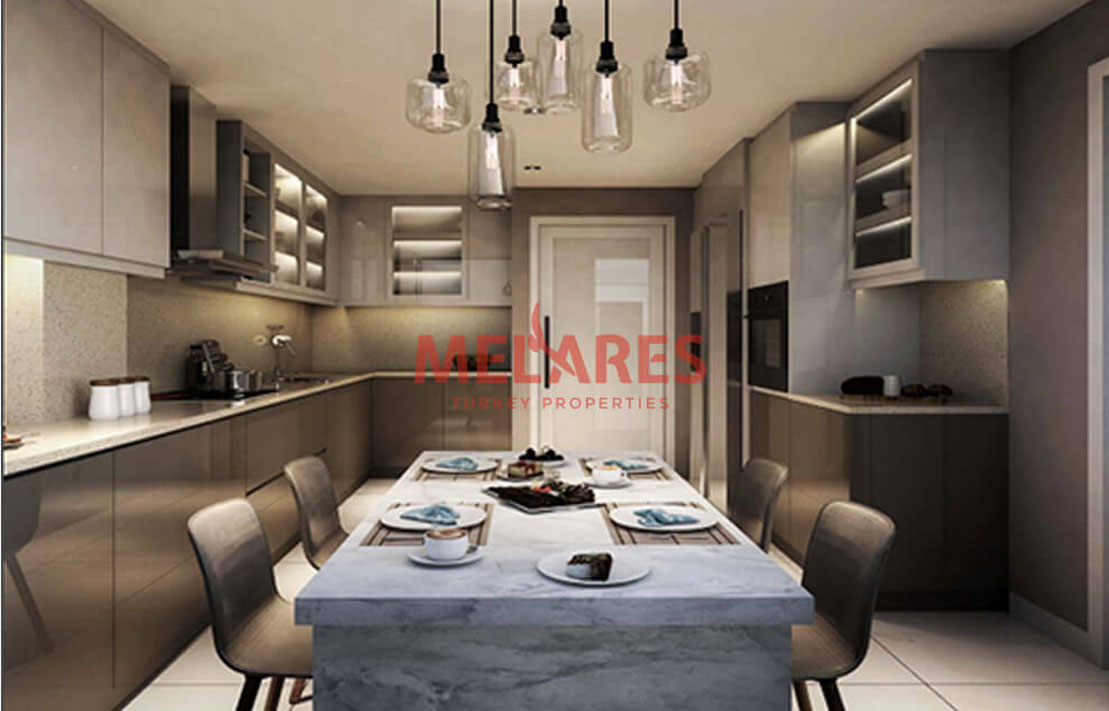 buy a wonderful apartment in istanbul