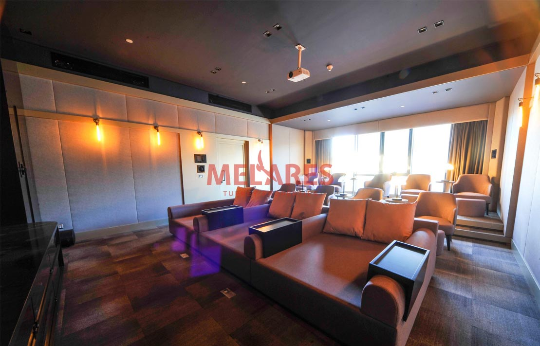 Apartment Combining Luxury with Nature Near to the  Belgrad Forest in Istanbul