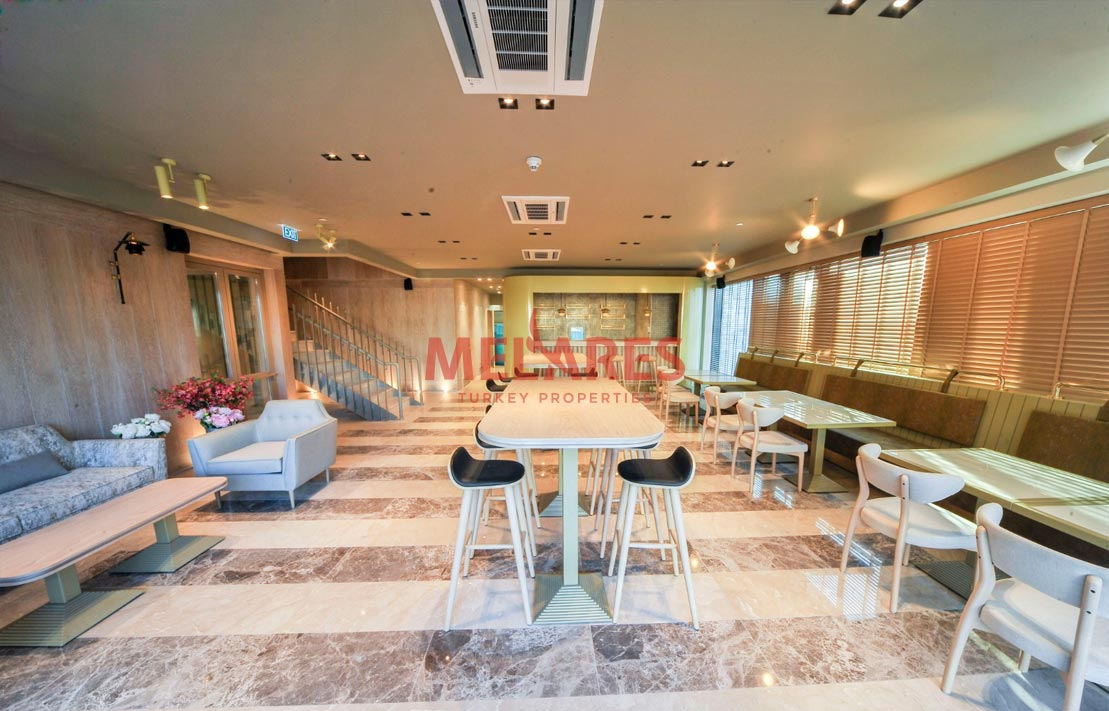 Family-Oriented Spacious property for sale in the European part of Istanbul